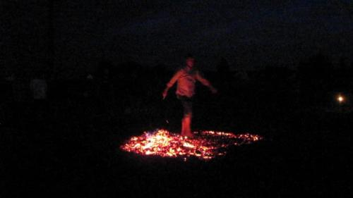 Feuerlauf 15.09.2012 Böhmfeld